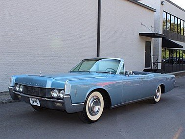 1966 Lincoln Continental for sale 101618805