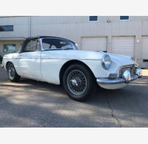 1966 MG MGB for sale 100993228
