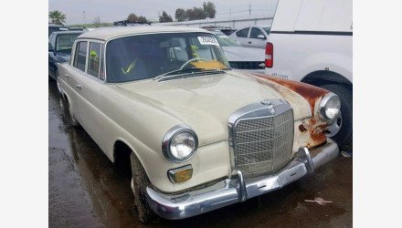 1966 Mercedes-Benz 200 for sale 101127630