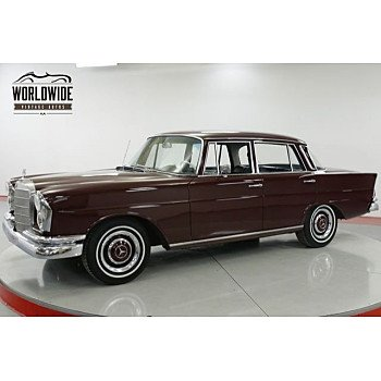 1966 Mercedes-Benz 230S for sale 101128783