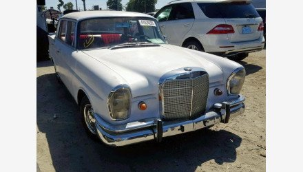 1966 Mercedes-Benz 230S for sale 101209693
