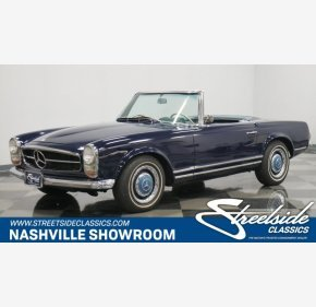 1966 Mercedes-Benz 230SL for sale 101317084