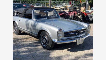1966 Mercedes-Benz 230SL for sale 101406682