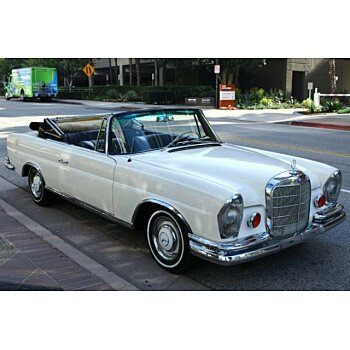 1966 Mercedes-Benz 250SE for sale 101167292