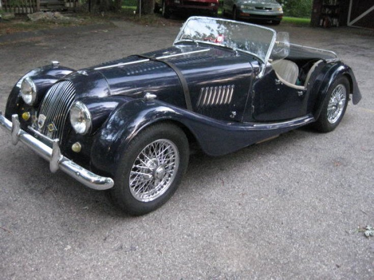 Morgan Car For Sale >> 1966 Morgan Plus 4 For Sale Near Stratford Connecticut 06615