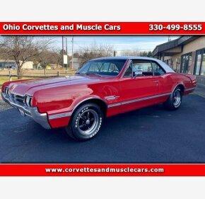 1966 Oldsmobile 442 for sale 101422206