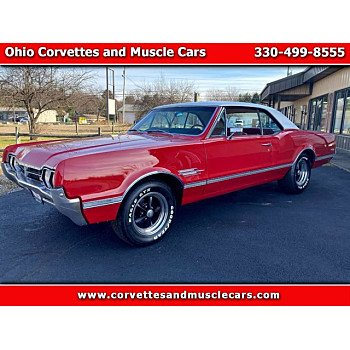 1966 Oldsmobile 442 for sale 101422206