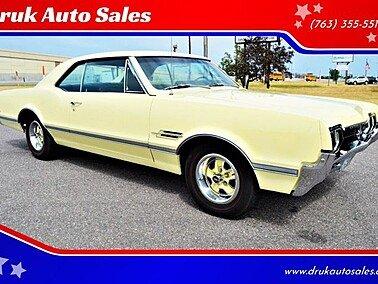 1966 Oldsmobile 442 for sale 101542822