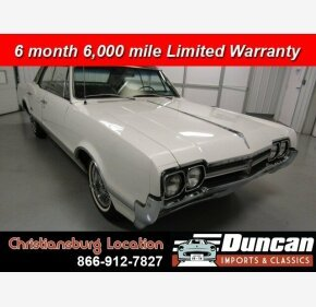 1966 Oldsmobile Cutlass Supreme for sale 101013151