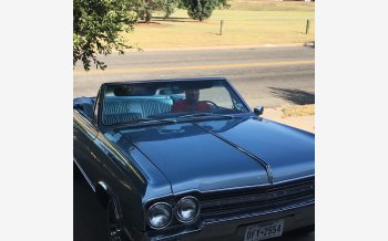 1966 Oldsmobile Cutlass Supreme Convertible for sale 101225438