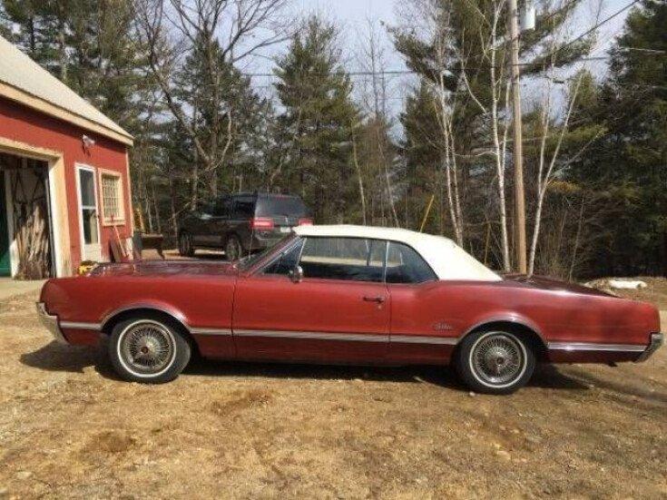 1966 Oldsmobile Cutlass for sale 100827985