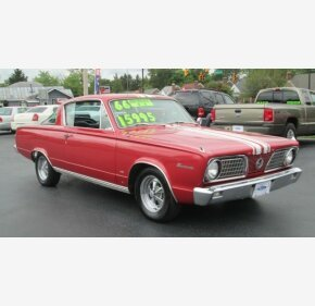 1966 Plymouth Barracuda Classics for Sale - Classics on