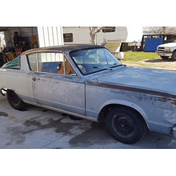 1966 Plymouth Barracuda for sale 101130145