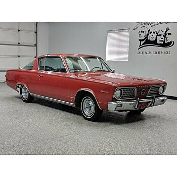 1966 Plymouth Barracuda for sale 101193440