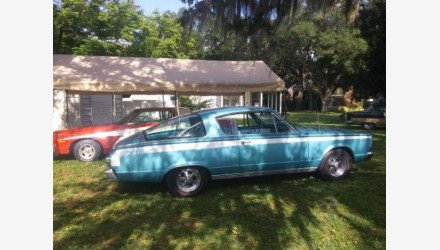 1966 Plymouth Barracuda for sale 101334159