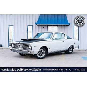 1966 Plymouth Barracuda for sale 101455181