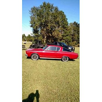 1966 Plymouth Barracuda for sale 101584389