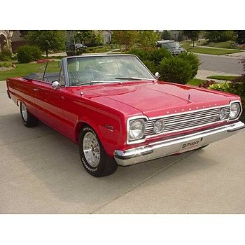1966 Plymouth Satellite for sale 101541744