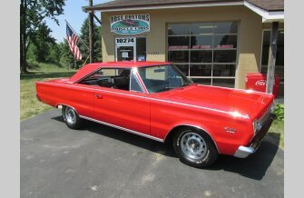 1966 Plymouth Satellite for sale 101349178