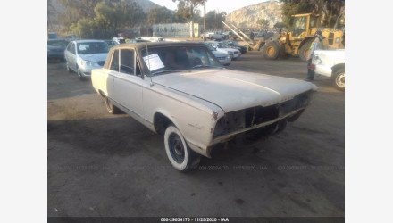 1966 Plymouth Valiant for sale 101425057