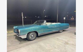 1966 Pontiac Bonneville Convertible for sale 101624197