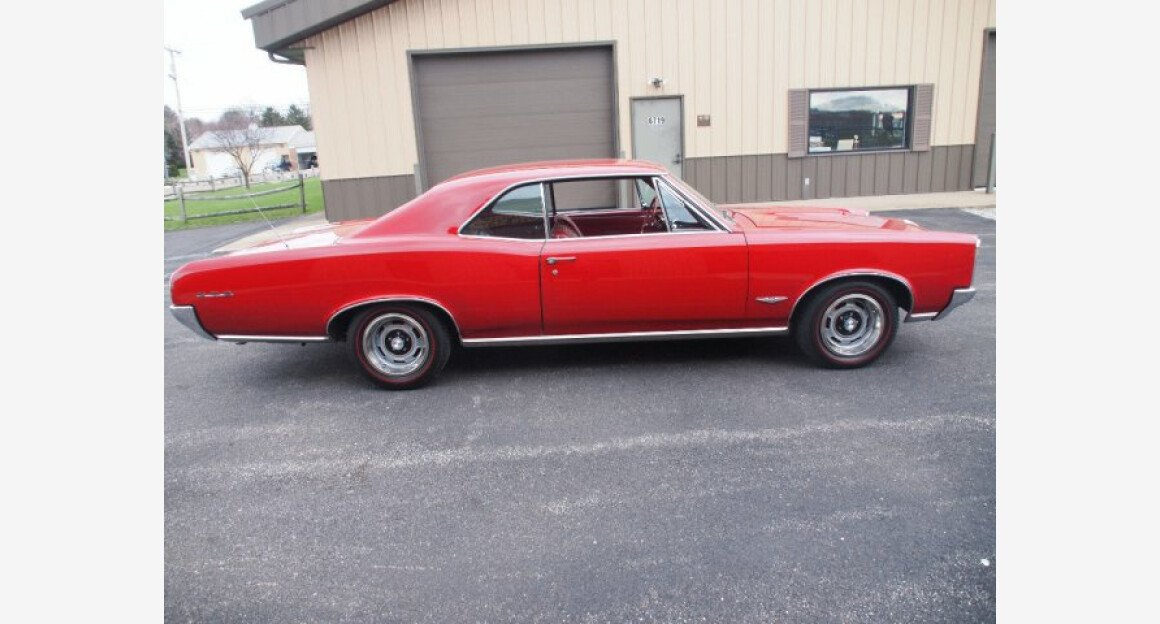 1966 Pontiac Gto For 100780452