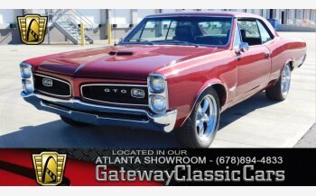1966 Pontiac GTO for sale 100964854