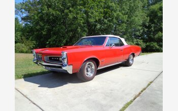 1966 Pontiac GTO for sale 100996691