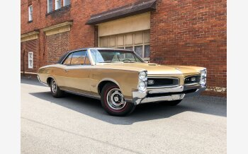 1966 Pontiac GTO for sale 101185465