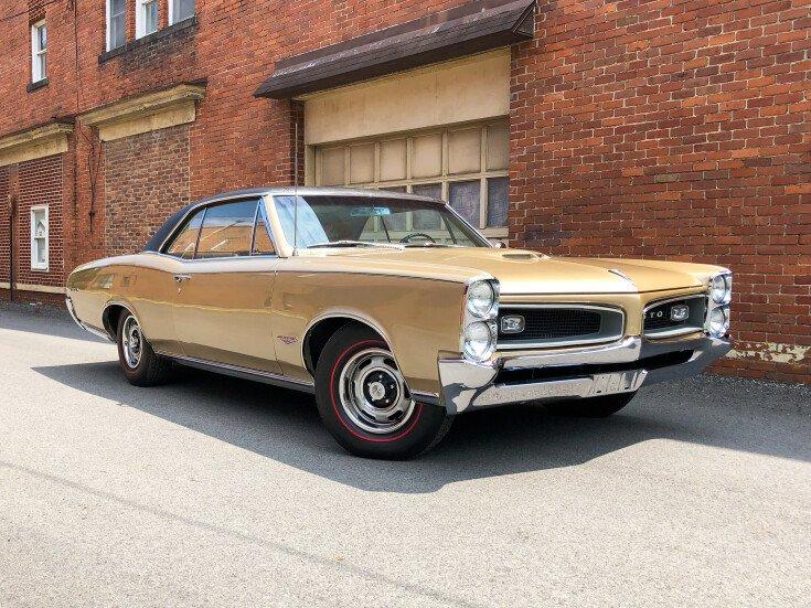 1966 Pontiac GTO for sale 101185465