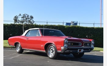 1966 Pontiac GTO for sale 101396141