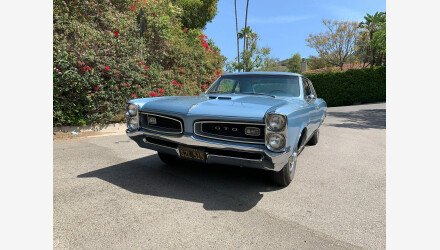 1966 Pontiac GTO for sale 101491059