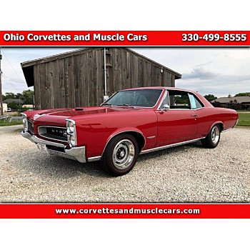 1966 Pontiac GTO for sale 100020710