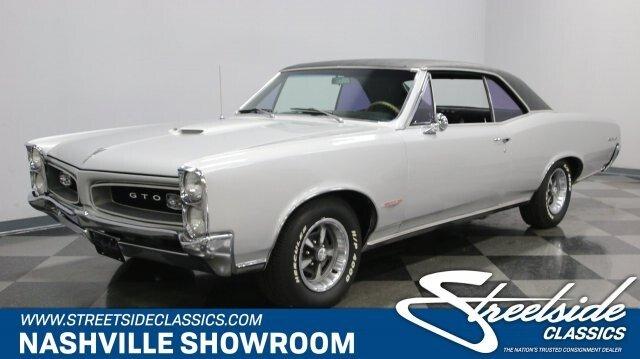 1966 Pontiac Gto Parts – transport