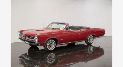 1966 Pontiac GTO for sale 101066074