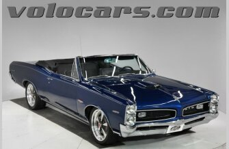 1966 Pontiac GTO for sale 101088406