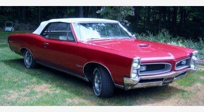 1966 Pontiac GTO for sale 101122570