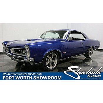 1966 Pontiac GTO for sale 101129315