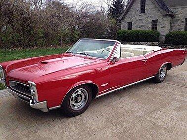 1966 Pontiac GTO for sale 101156657