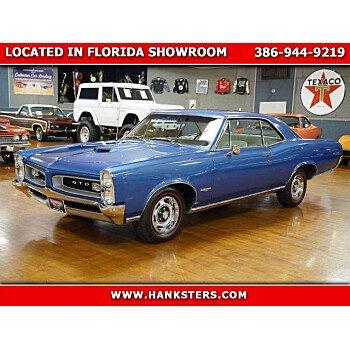 1966 Pontiac GTO for sale 101172379