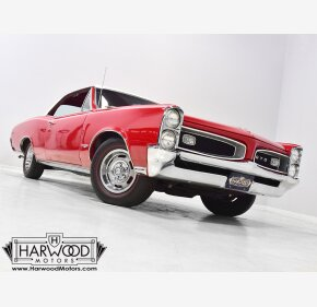 1966 Pontiac GTO for sale 101250384