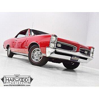 1966 Pontiac GTO for sale 101250384