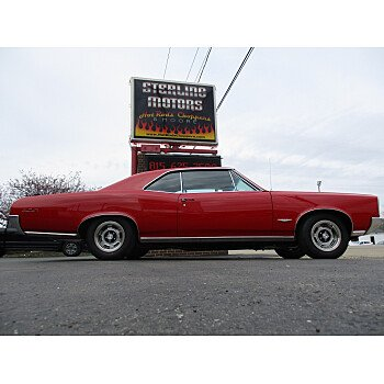 1966 Pontiac GTO for sale 101296968
