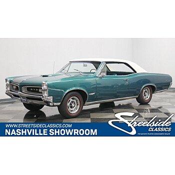 1966 Pontiac GTO for sale 101328250