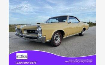 1966 Pontiac GTO for sale 101329833