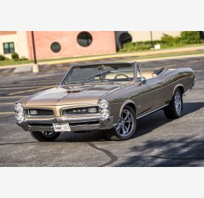 1966 Pontiac GTO for sale 101359491