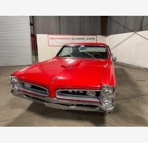 1966 Pontiac GTO for sale 101386064