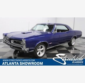 1966 Pontiac GTO for sale 101404923