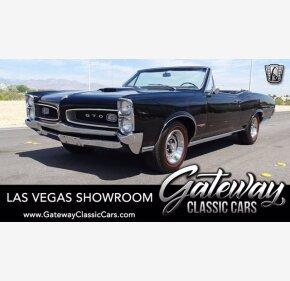 1966 Pontiac GTO for sale 101417550