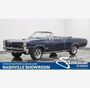 1966 Pontiac GTO for sale 101434889